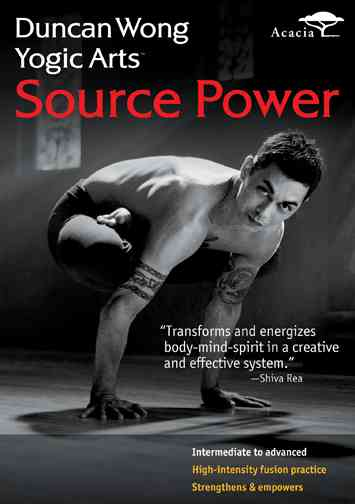 DUNCAN WONG YOGIC ARTS:SOURCE POWER BY WONG,DUNCAN (DVD)